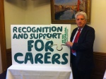 Al at MacMillan Cancer Event in HOC 29-10-2013