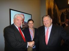 Alasdair_with_Greek_Socialist_Leader_Evangelos_Venizeolos