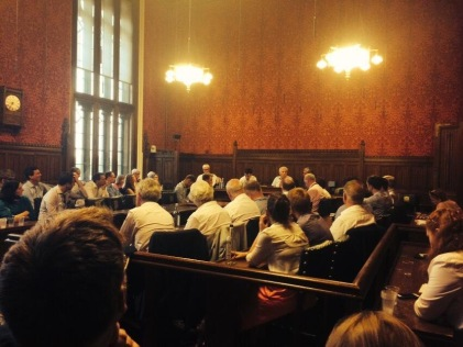 hosted-panel-debate-in-westminster-about-implications-of-brexit-on-ireland
