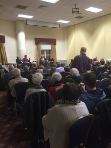 Public Meeting 16 Jan 2017 - Rates Campaign